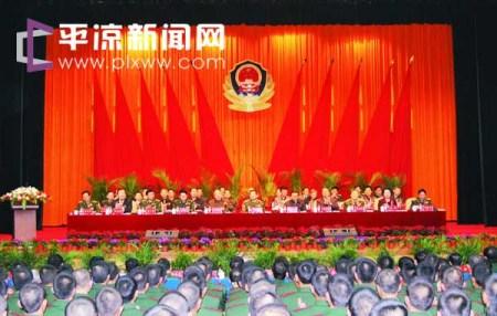国务院中央军委给8674部队记一等功庆功大会举行