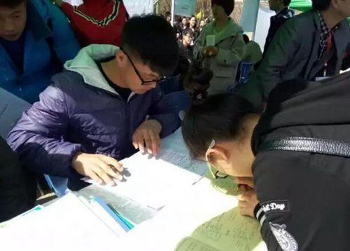 学春季双选开场千学子余名现场签约-泗县新安徽甘肃室内设计的价格图片