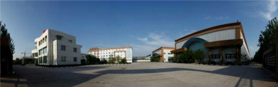 中惠集团厂区。