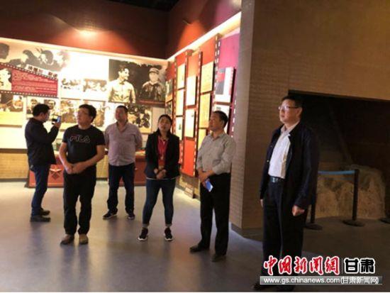 兰州市区三馆举办2018国际博物馆日馆际交流活动