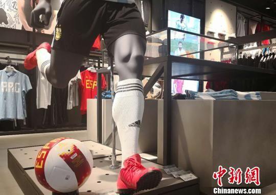 2018中国西部(兰州)体育产业博览会将于6月1日-3日举办。 刘薛梅 摄