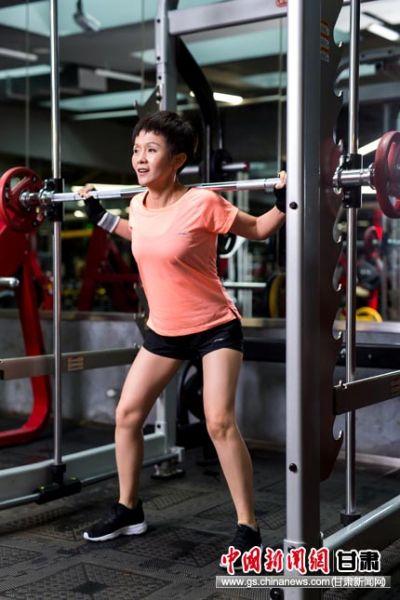 吕淑 安利(中国)高级营销主任/健身达人