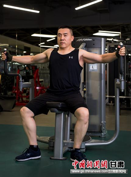 莫军晔 安利(中国)经销商/健身达人