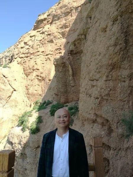 首都师范大学考古系教授宁强。