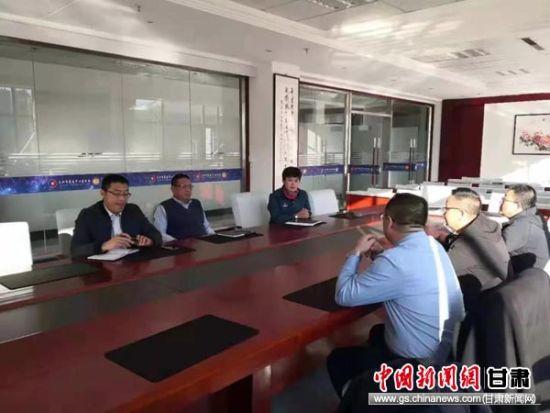 秦州税务宣传队与天水羲通公共交通集团有限公司开展座谈活动。