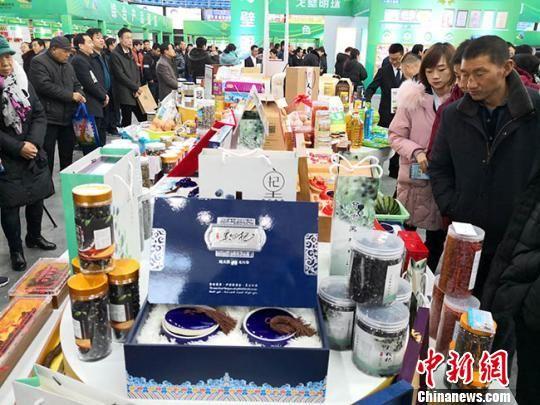 甘肃玉门戈壁农产引食客垂涎 订单电商