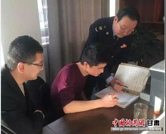 甘州区税务局到明清街管理办公室。