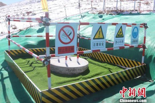 青海―河南±800千伏特高压直流输电线路工程甘肃段进入全面建设阶段。 席娟娟 摄