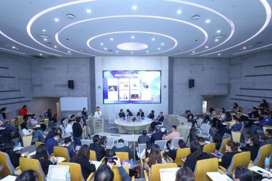 4月3号,绿公司年会记者见面会在北京举行