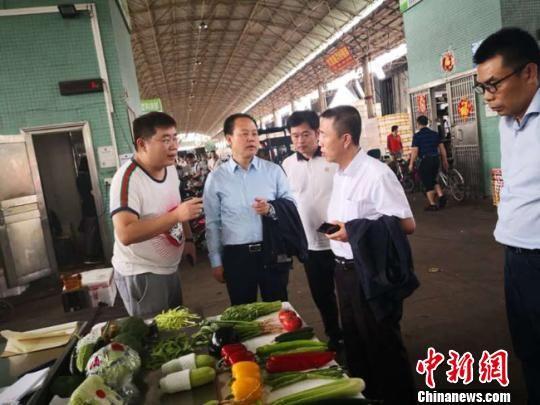 图为蔬菜加工车间。(资料图)榆中县农业局供图