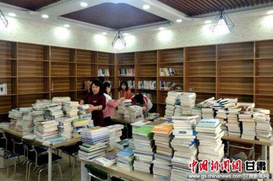兰州市西固区建成33个图书流动站 助力全民阅读
