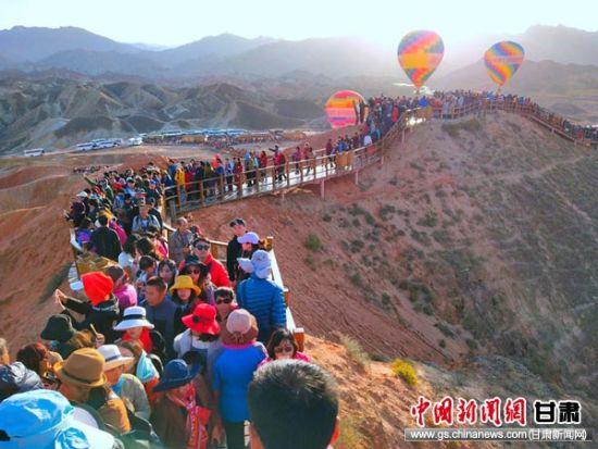张掖丹霞大景区推精品旅游线路 满足错峰游消费需求