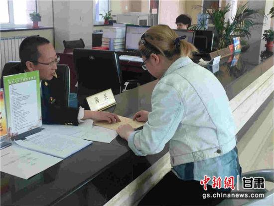 2018年4月,�D�樘m州海�P工作人�T�c申��箨P人�T交流�箨P�蔚纳贽k要求。