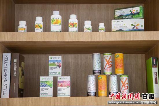 美国安利精选了10款纽崔莱进口产品。