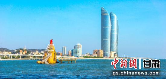 图为海滨城市厦门。(资料图)厦门市文化和旅游局供图。