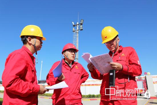 升级管控,严格落实安全生产责任,强化安全生产监管措施 。郭红英摄