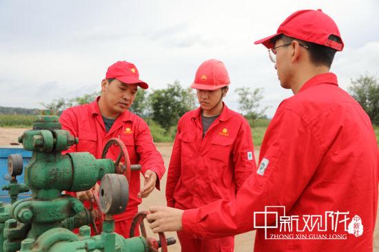 持续在注水上下功夫,努力提升老油田稳产增效能力。