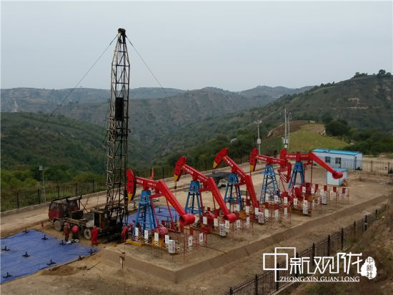 长庆油田采油二厂狠抓提效率、提时率,严格落实管控措施,全力提升生产管理效能。 郭红英 摄