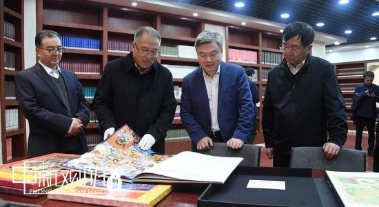 兰州文理学院与中国传媒大学签订