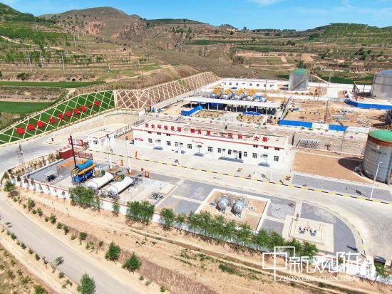 2020年长庆采油十一厂方山作业区建成长庆效益第一站。