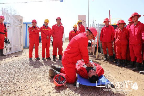 开展安全培训、应急演练等活动,加强员工安全技能,实现清洁生产、绿色生产