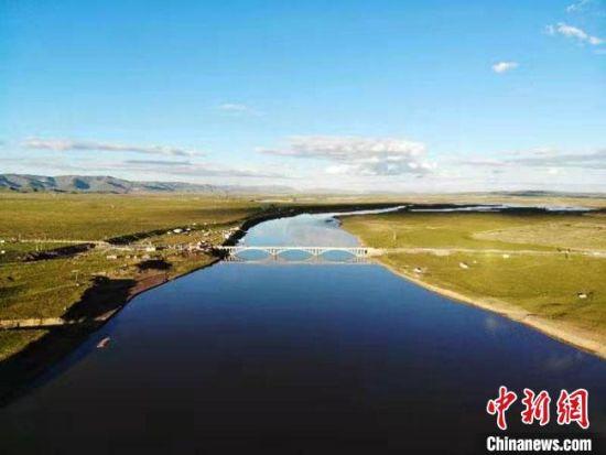 图为流经甘肃境内的黄河。(资料图) 杨艳敏 摄