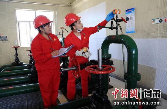 """全面排查注水泵运行情况及存在风险,及时消除""""跑、冒、滴、漏""""现象"""