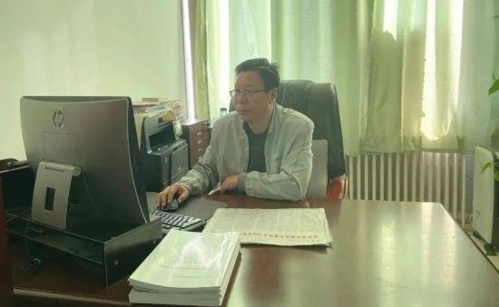 记者郭永霞 摄