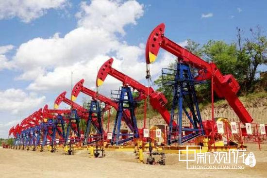 """亚洲城长庆采油十二厂:植绿护绿打造油区""""绿色景观"""