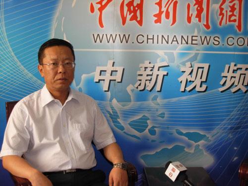 李永军 打造一流的城市化民族自治县
