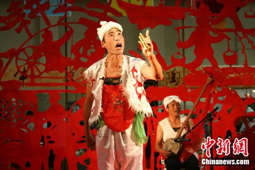 庆阳农耕文化节 华夏文明传承创新区 绚丽甘肃图集