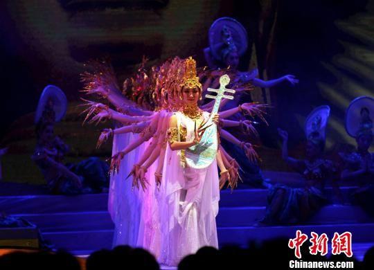 丝绸之路国际旅游节 华夏文明传承创新区 绚丽甘肃图集