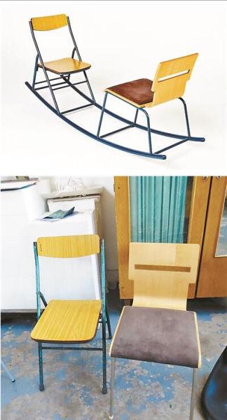 设计师的机械新生:旧风暴家具作业你的想象-哈工大头脑设计大颠覆4图片