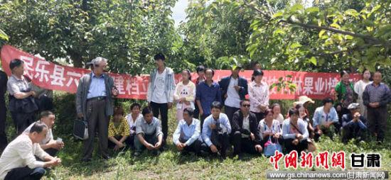 """民乐县特色""""点菜式""""培训 助农民提技增能促脱贫"""
