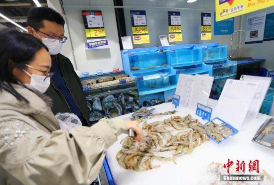 """甘肃:进口冷链食品销售需出示""""电子一票通"""""""